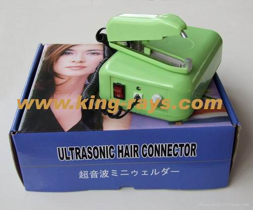 Hair Iron and Hair Coonector