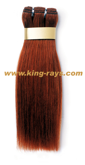 machine made hair weft extension